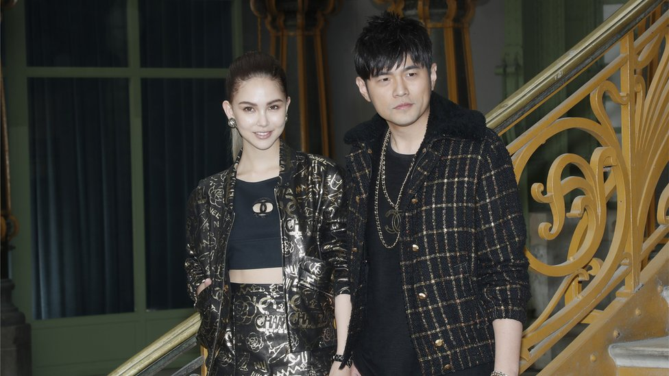 Jay Chou Chanel Cruise Collection 2020 In Paris