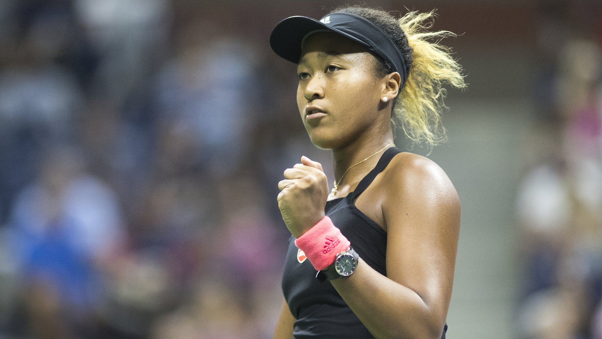 Naomi Osaka beats Dominika Cibulkova in straight sets at Pan Pacific Open