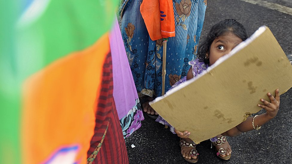 India is home to 400 million children