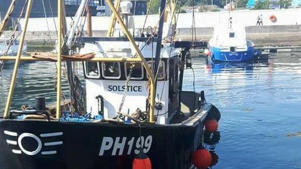 Falmouth coastguard criticised over Solstice trawler death