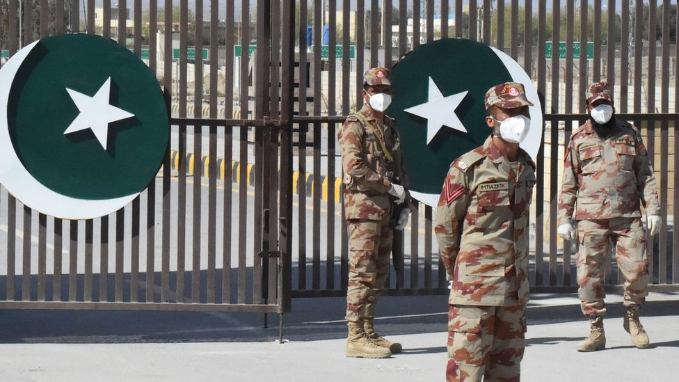 پاکستان ایران سرحد