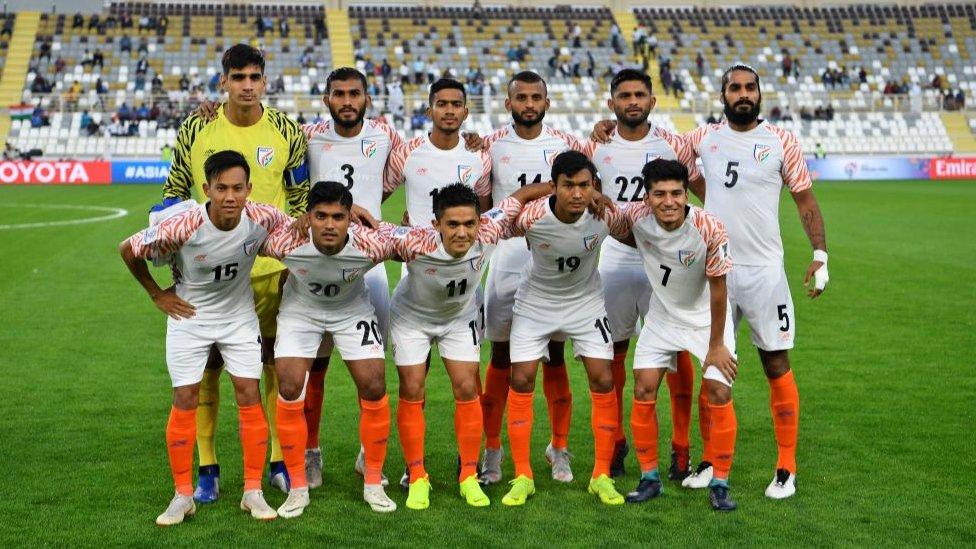 Selección de India