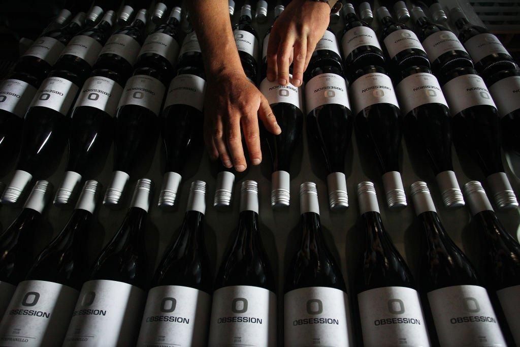 澳洲的葡萄酒