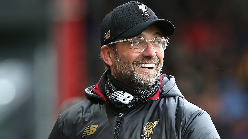 Bournemouth 0-4 Liverpool: Jurgen Klopp praises 'brilliant' Mohamed Salah