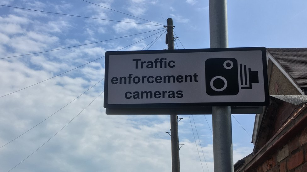 Bedfordshire school 'safety' cameras catch hundreds