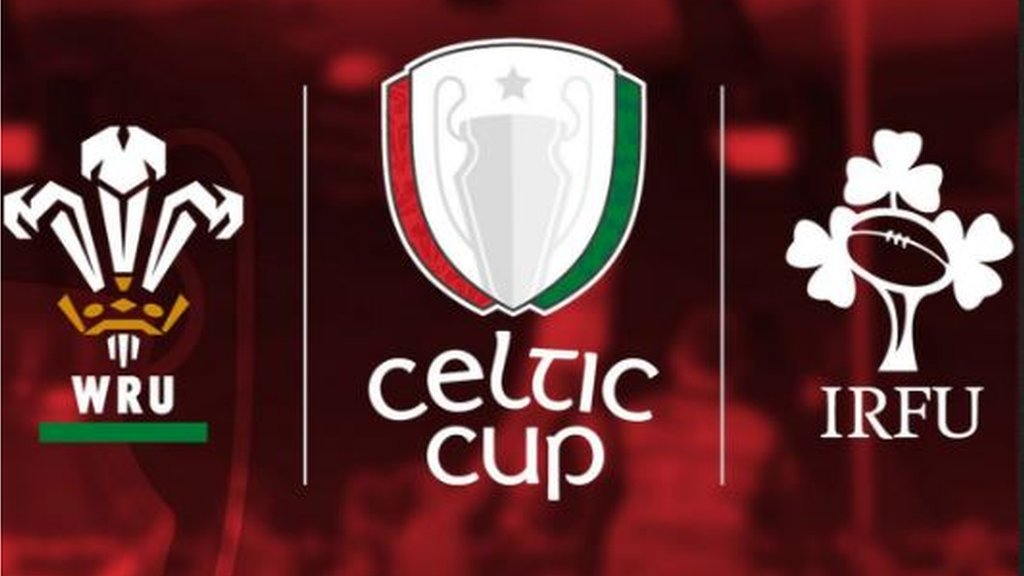 Celtic Cup set-up announced for emerging Welsh and Irish talent
