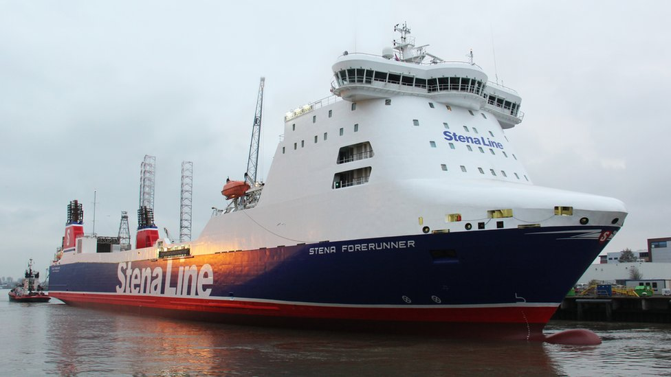 No-deal Brexit could hit food supplies, says Stena Line