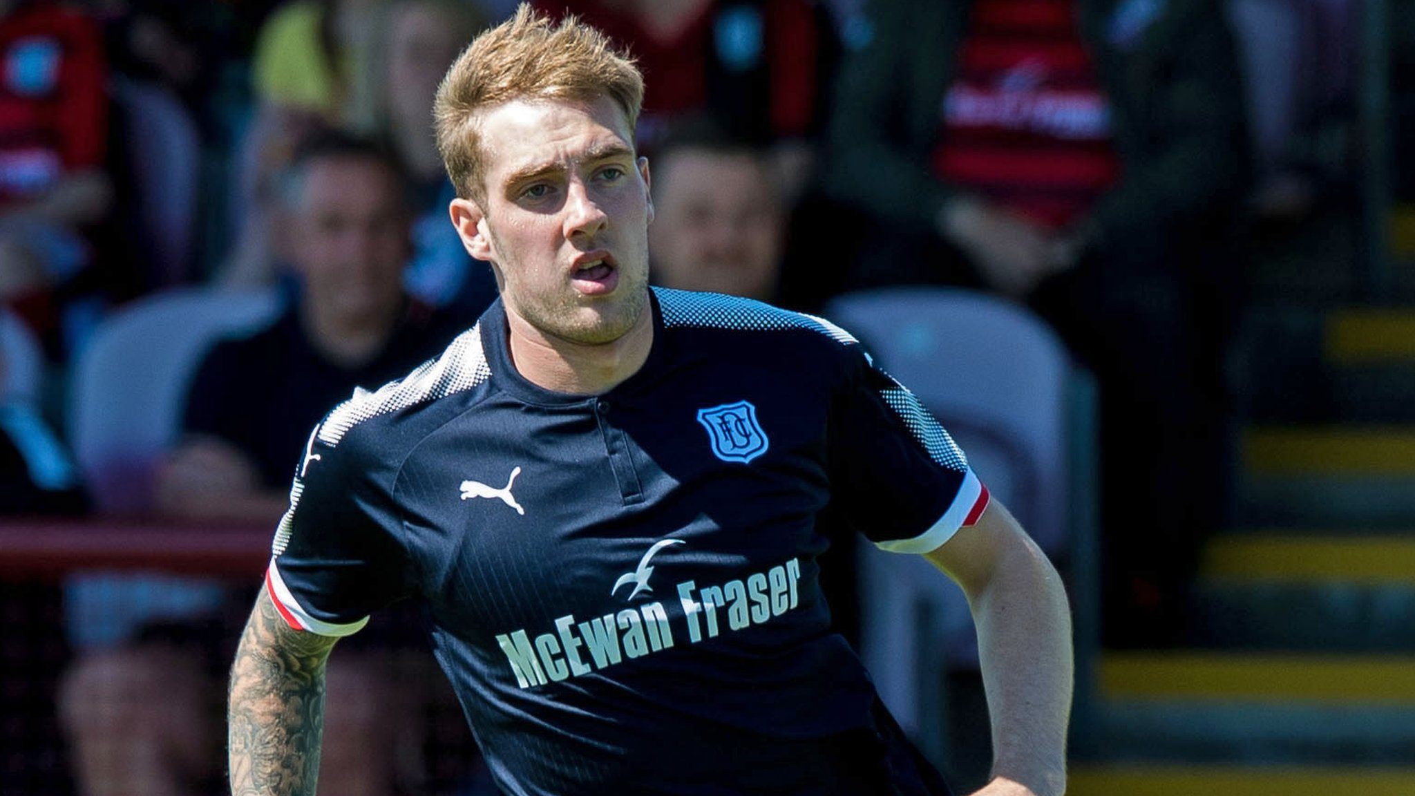 Dundee: Kevin Holt & Jon Aurtenetxe among those not offered new contracts