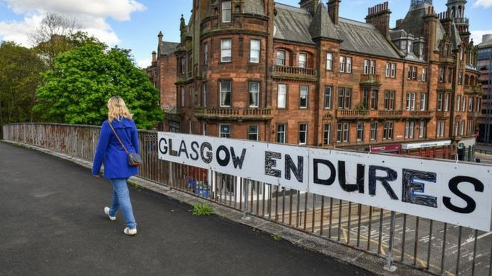 Glasgow banner