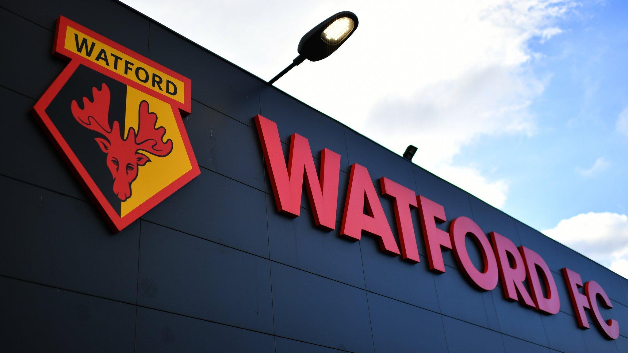 Raffaele Riva: Ex-Watford chairman given indefinite English football ban