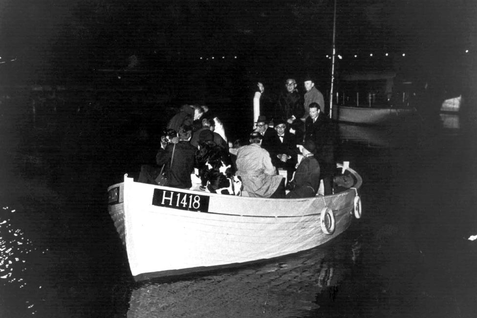 Ribarski brodić kojim se bežalo na slobodu