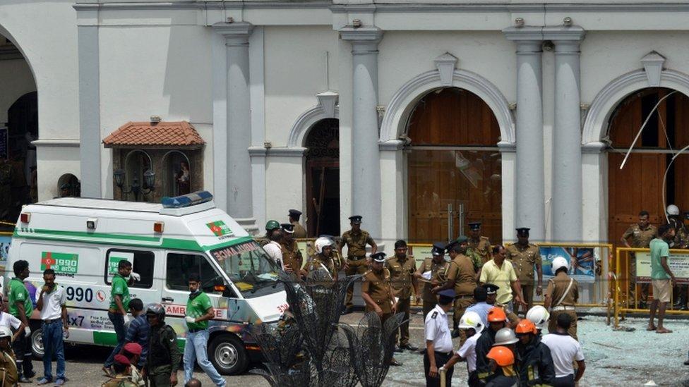 Kochchikade'deki St Anthony Kilisesi