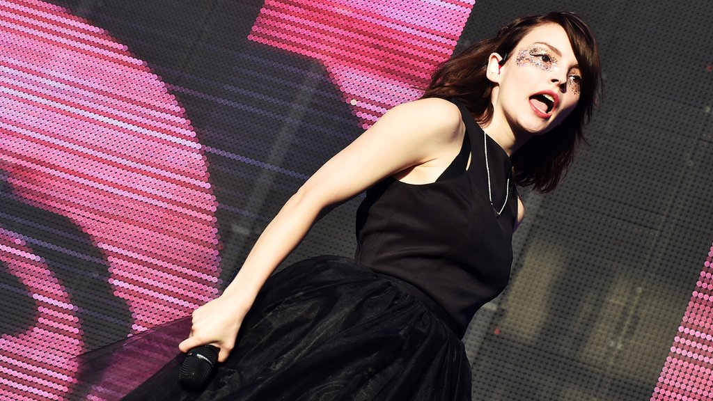 BBC News - Belladrum Tartan Heart Festival opens