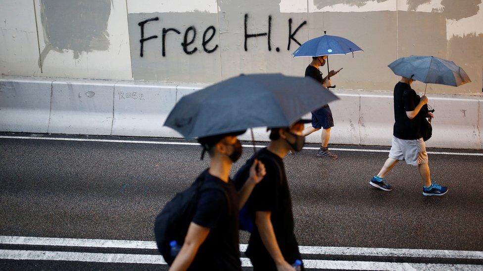 Warga Hong Kong