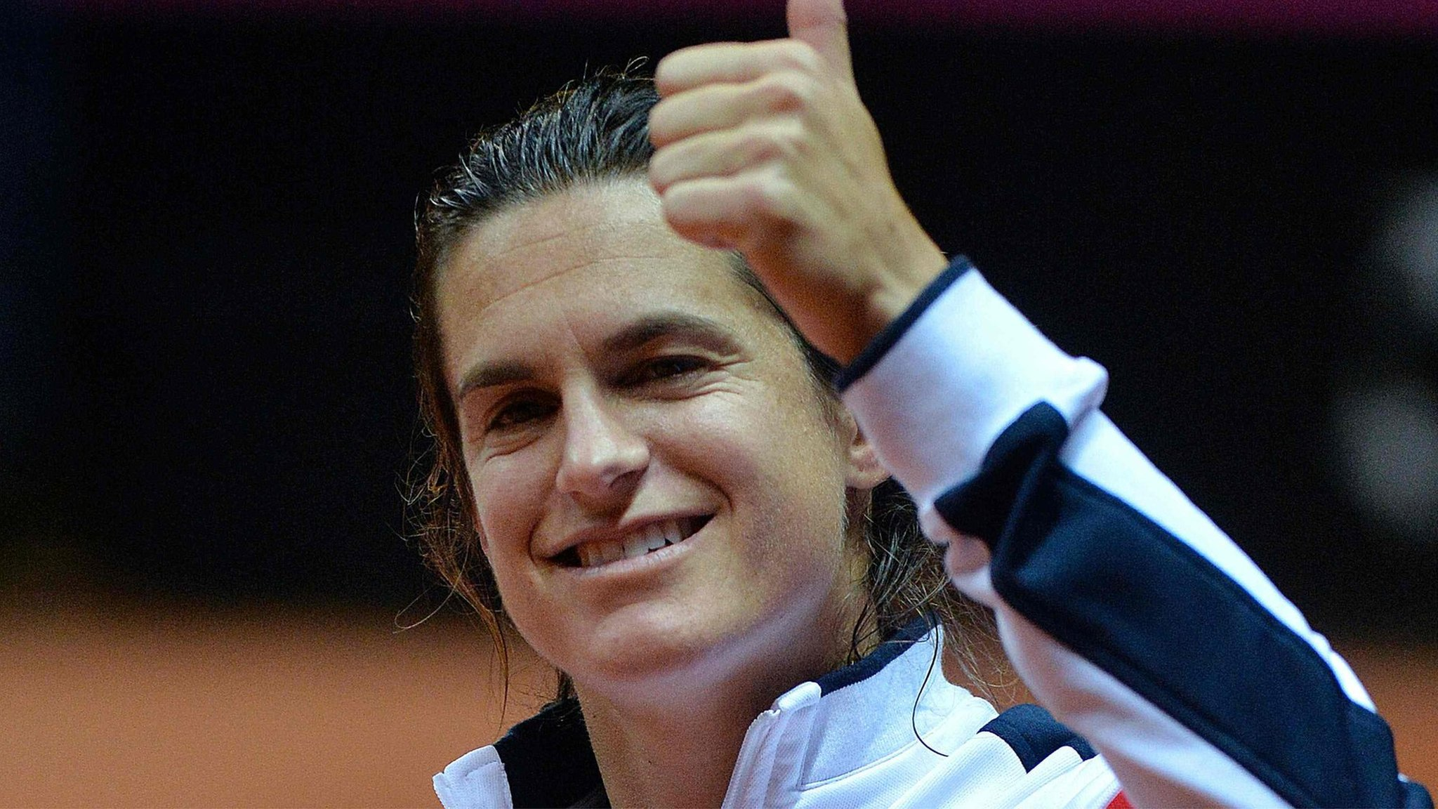 Mauresmo named France's first female Davis Cup captain