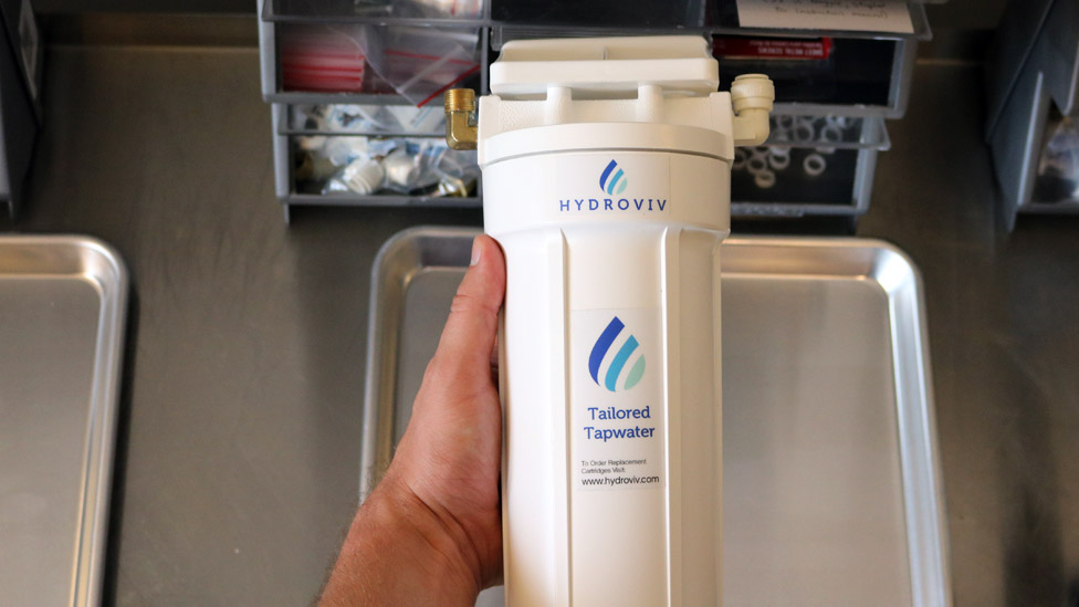 Hydroviv water filter