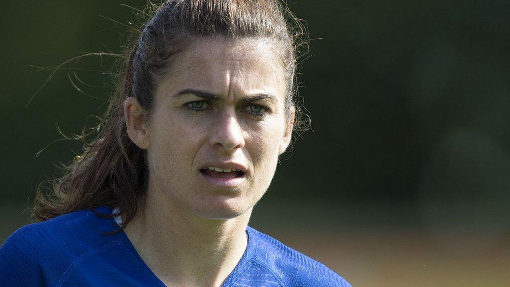 Birmingham City Women 0-0 Chelsea Women: Carney has penalty saved