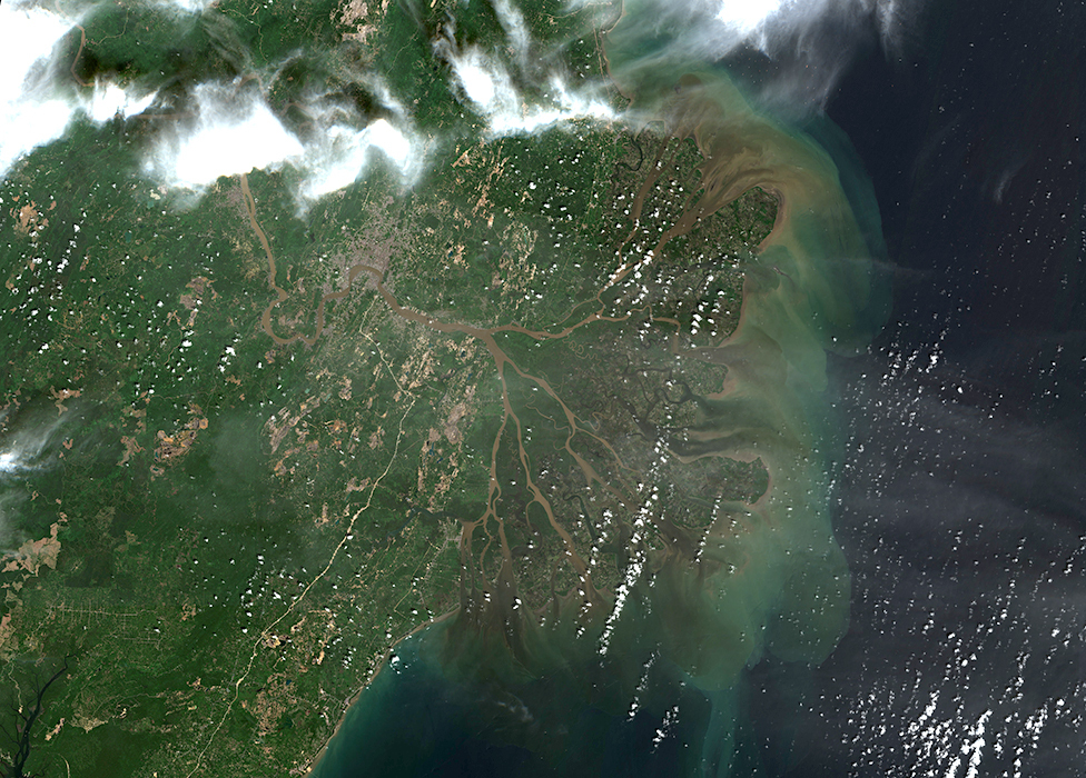 Mahakam Delta