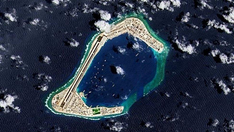 Kawasan Laut China Selatan (foto arsip).