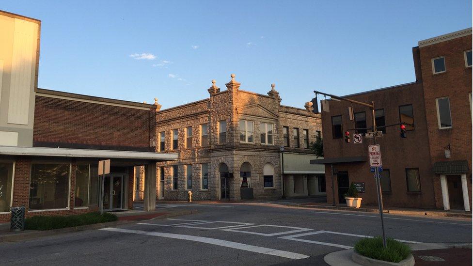 Uptown Martinsville