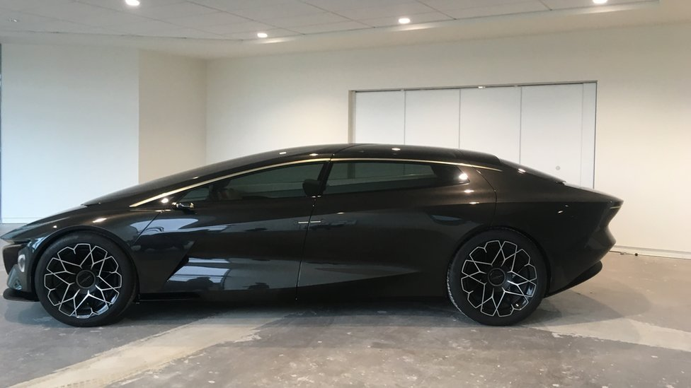 Aston Martin Expects 300 St Athan Jobs Within A Year Bbc News