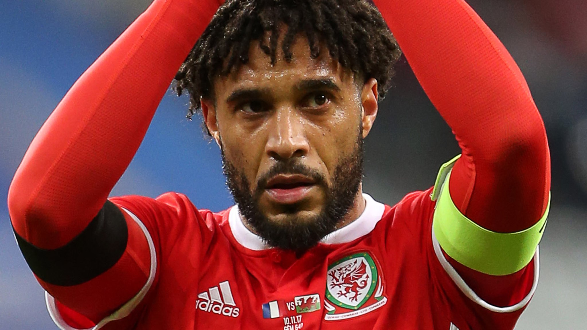 Ashley Williams: Captain welcomes Wales action after Everton frustration
