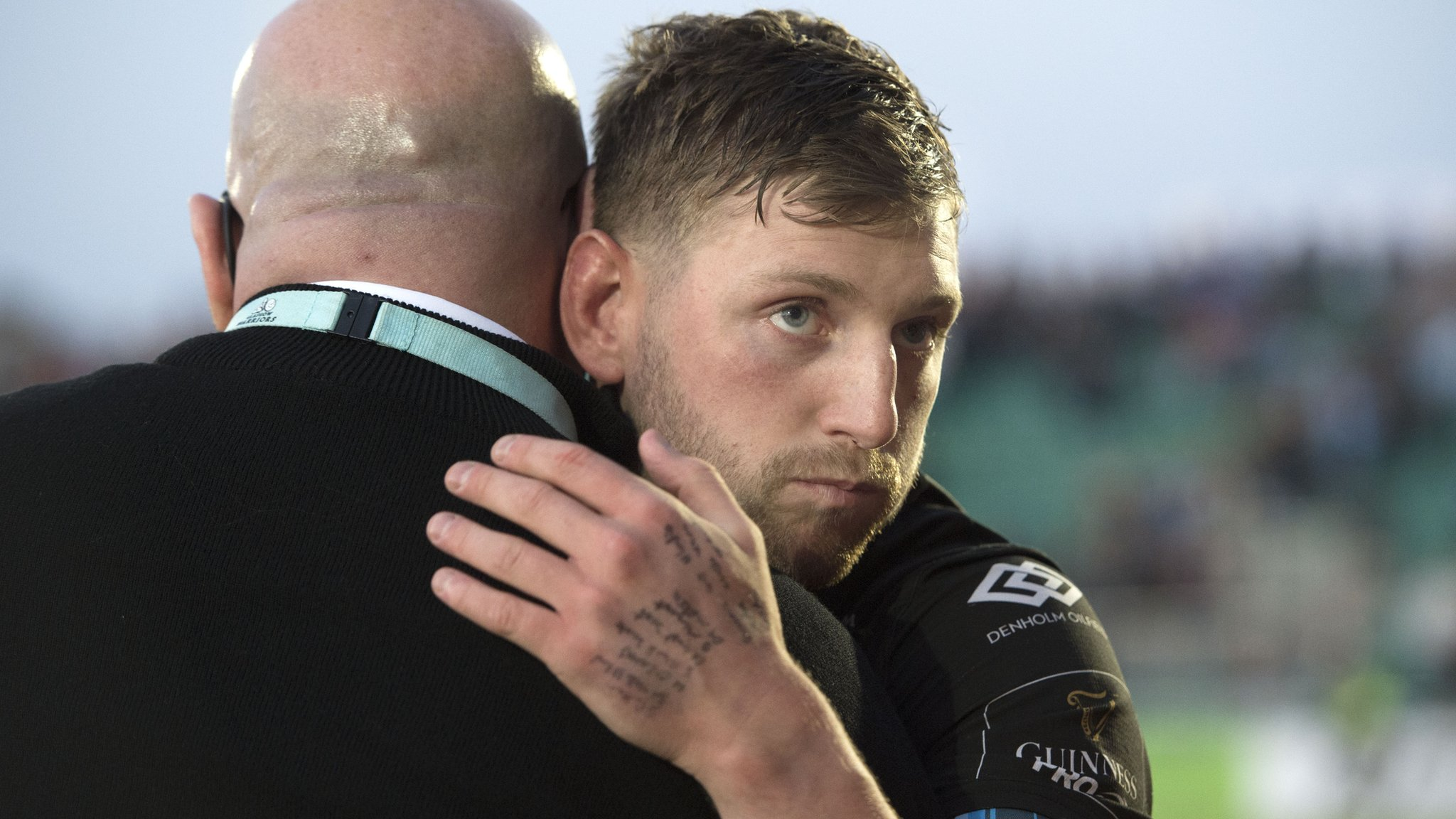 Glasgow 13-28 Scarlets: 'Not how I wanted to mark Warriors exit' - Finn Russell