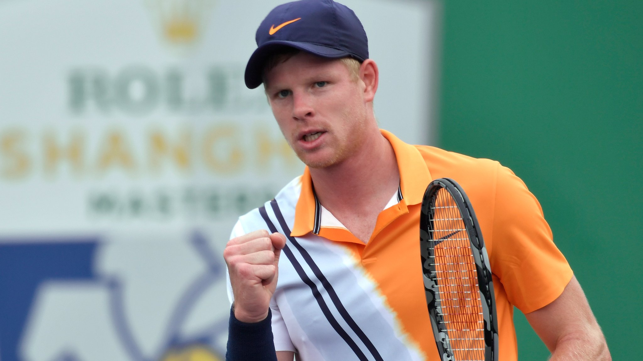 Shanghai Masters: Kyle Edmund through to quarter-finals with Jarry win