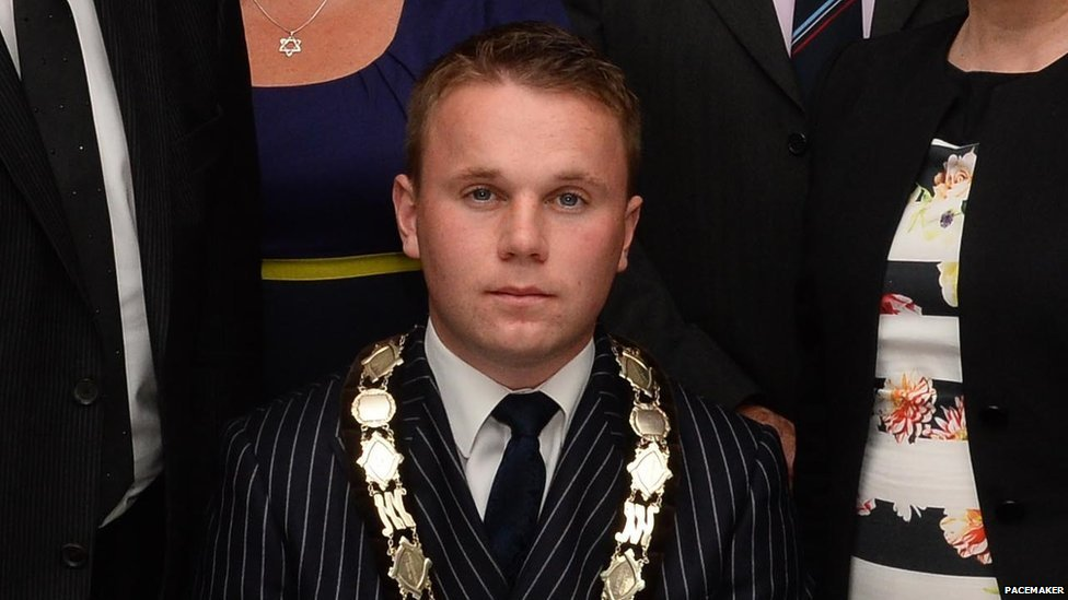 DUP councillor Thomas Hogg banned for drink-driving