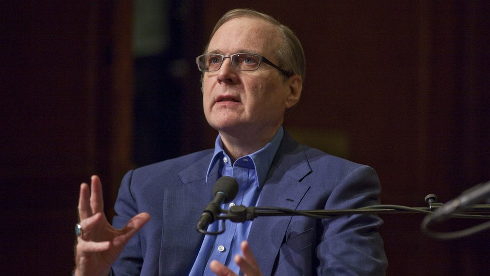 Paul Allen: Microsoft co-founder and billionaire dies aged 65
