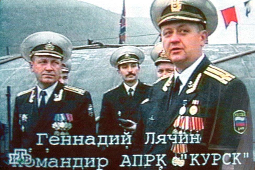 Kursk comandante