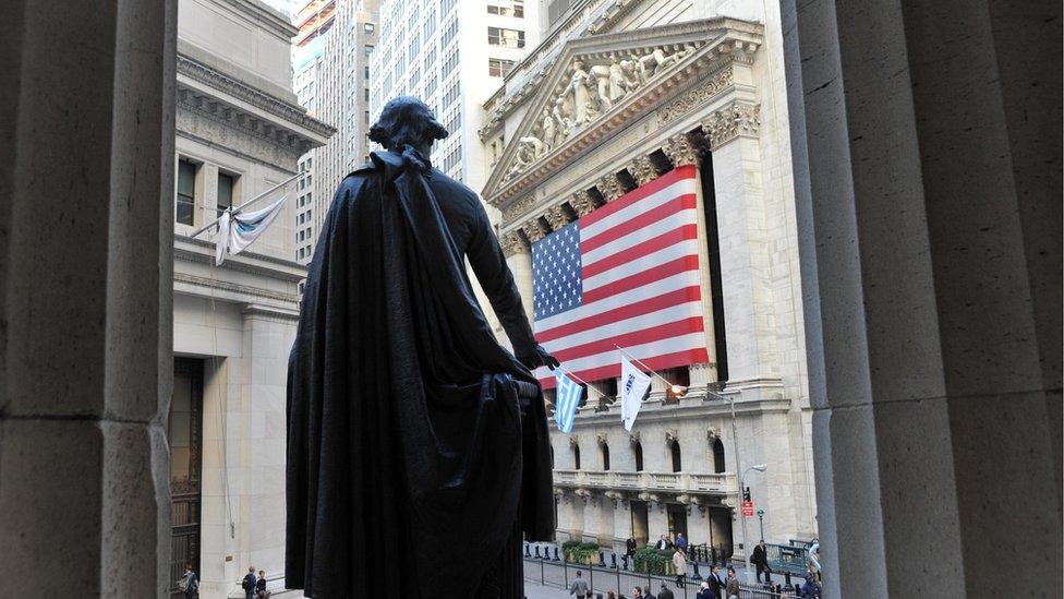 紐約證交所2008年