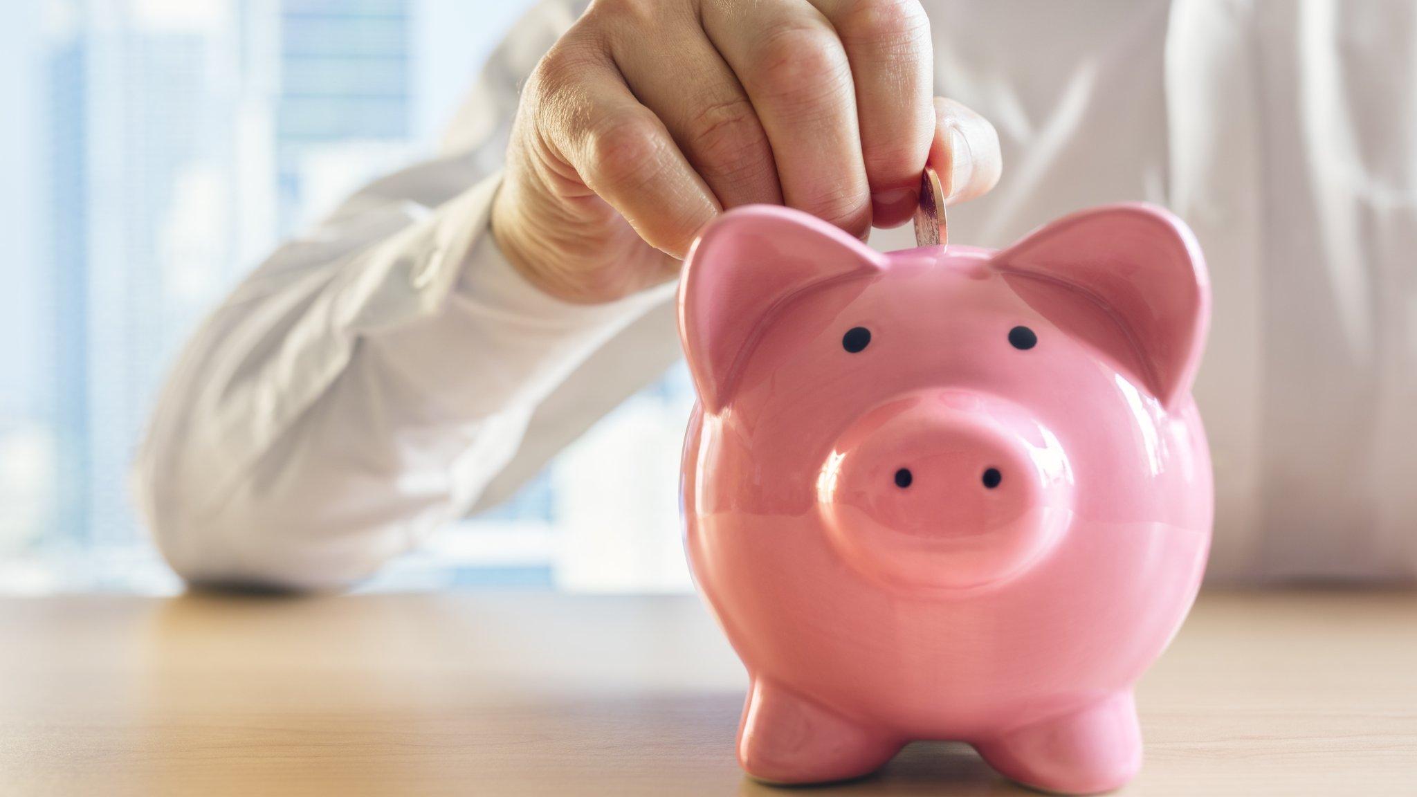 Cash Isa savings rates begin to tick up