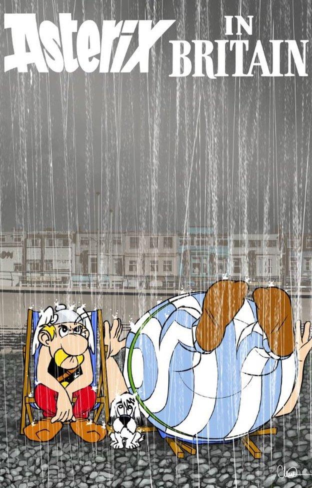 Asterix cover