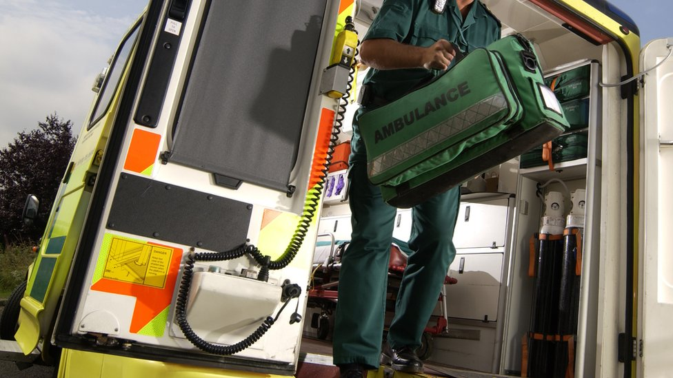 Ambulances not an A&E taxi service, NHS warned