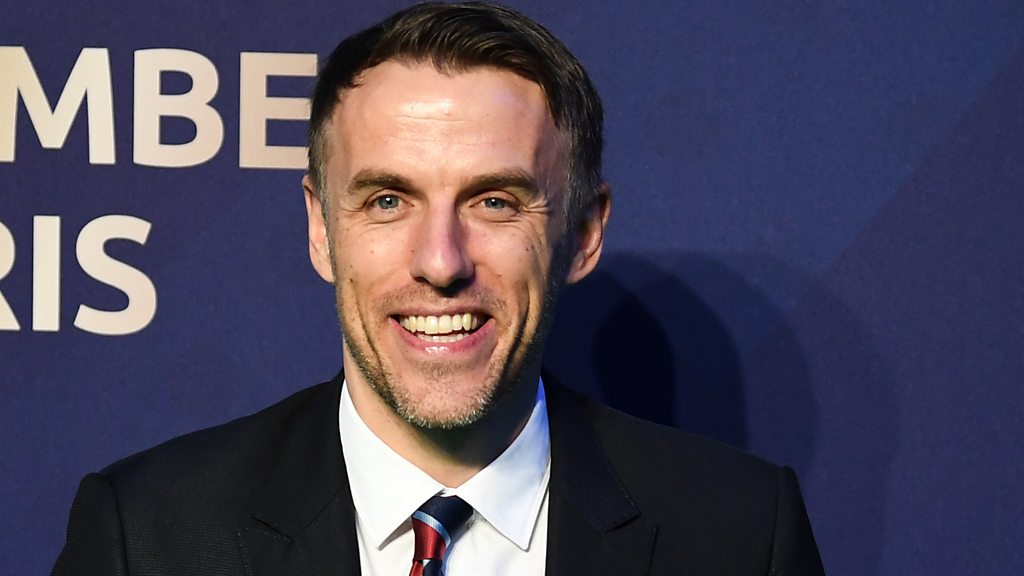 Women's World Cup 2019: Phil Neville excited by 'mouth-watering' match against Scotland