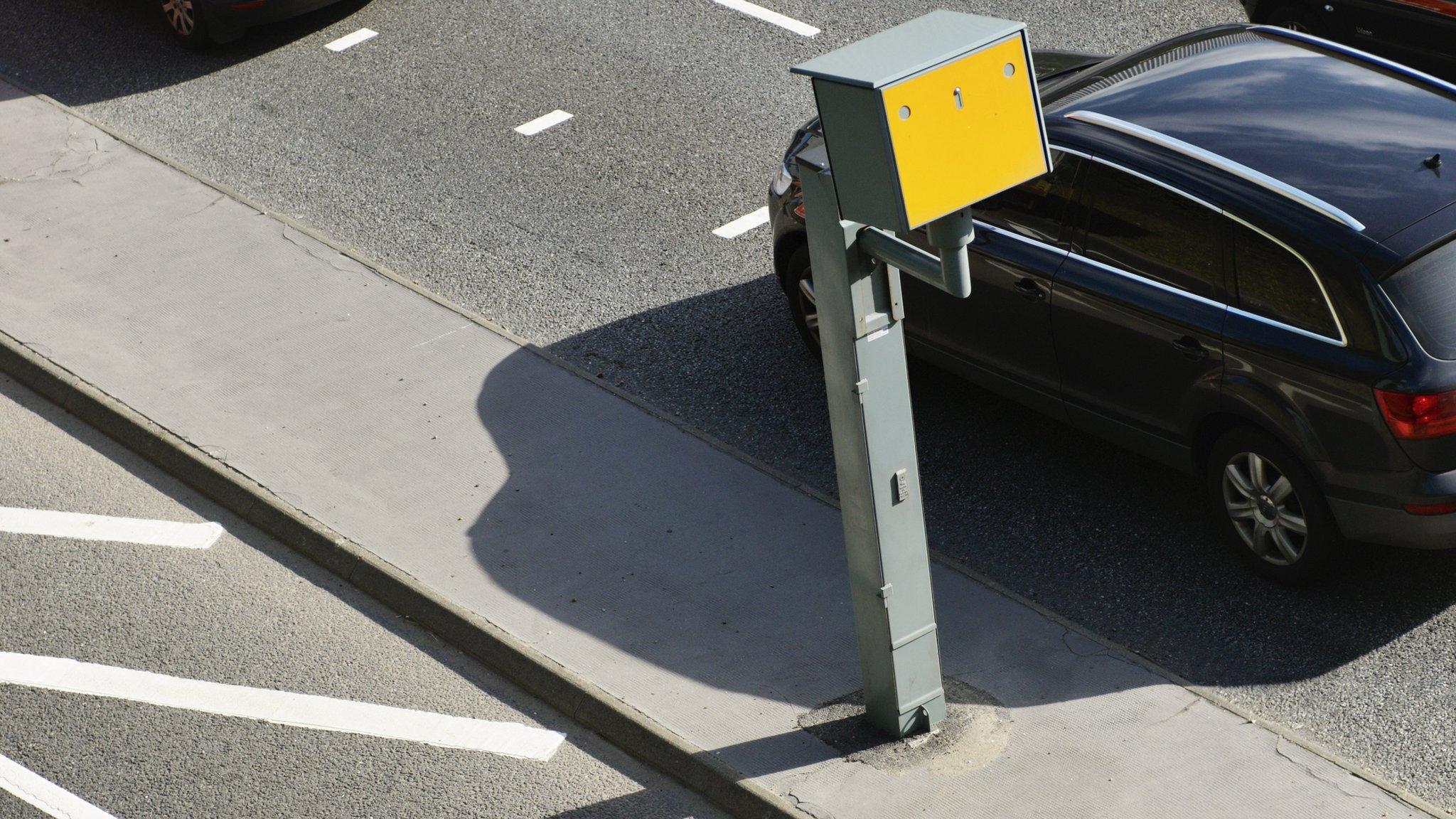 Eight-year-olds caught speeding, DVLA data shows