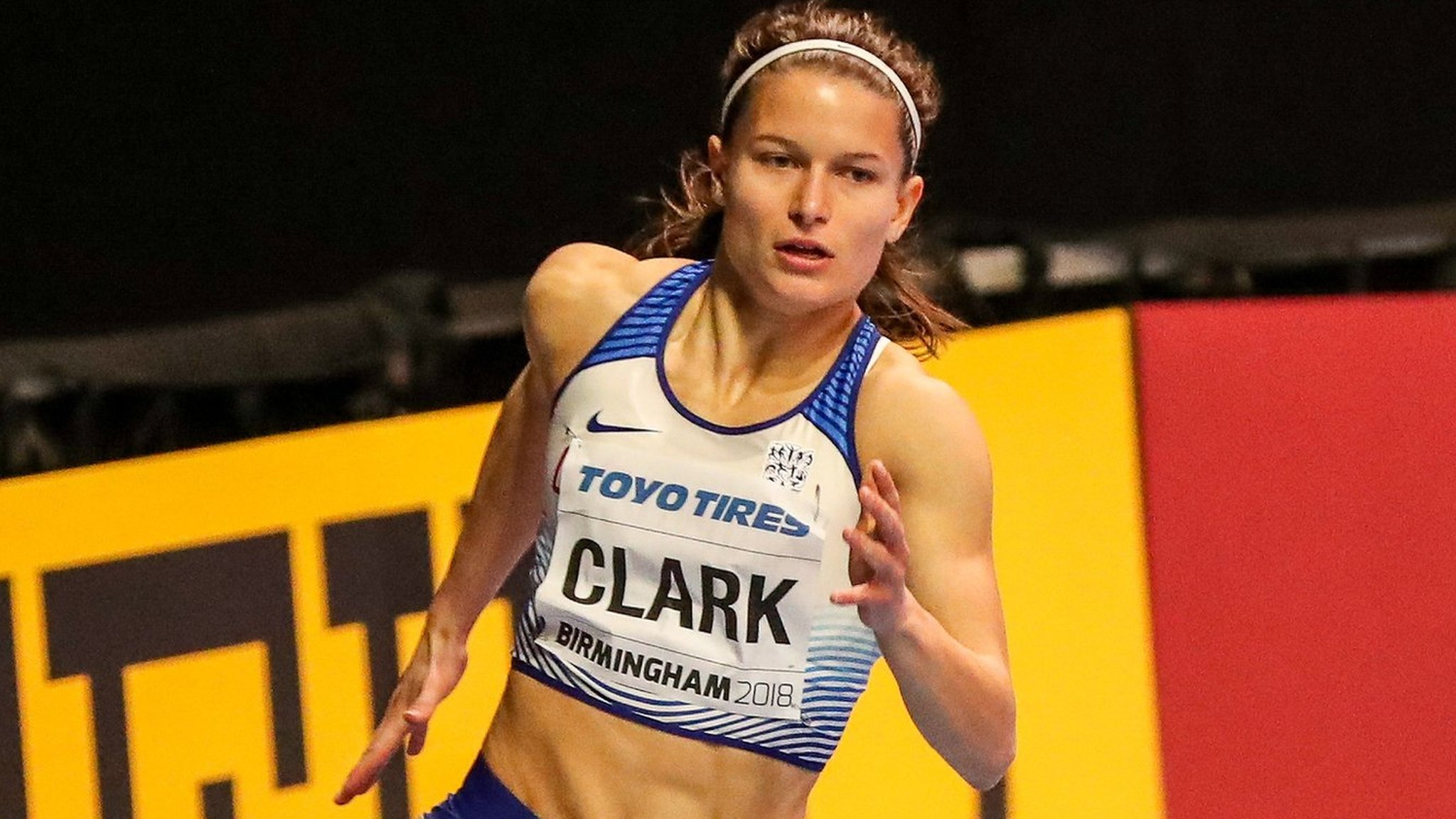 Zoey Clark proud to be part of Scottish athletics' 'golden generation'
