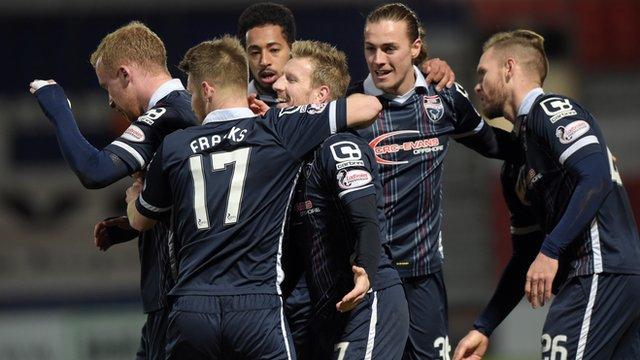 Highlights - Ross County 3-2 Kilmarnock