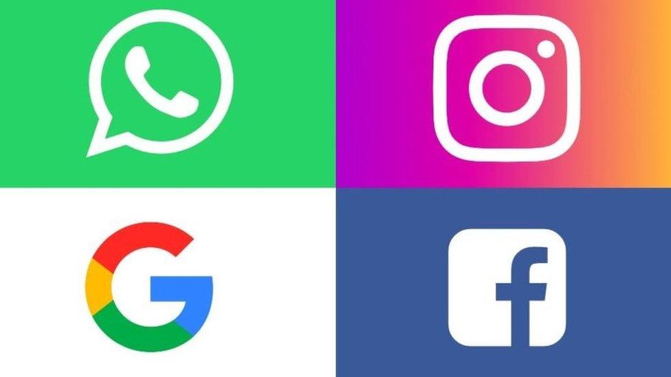 علامات عدة شركات إليكترونية