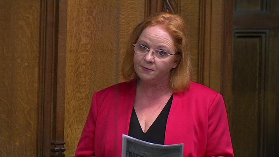 Bradford South Labour MP Judith Cummins