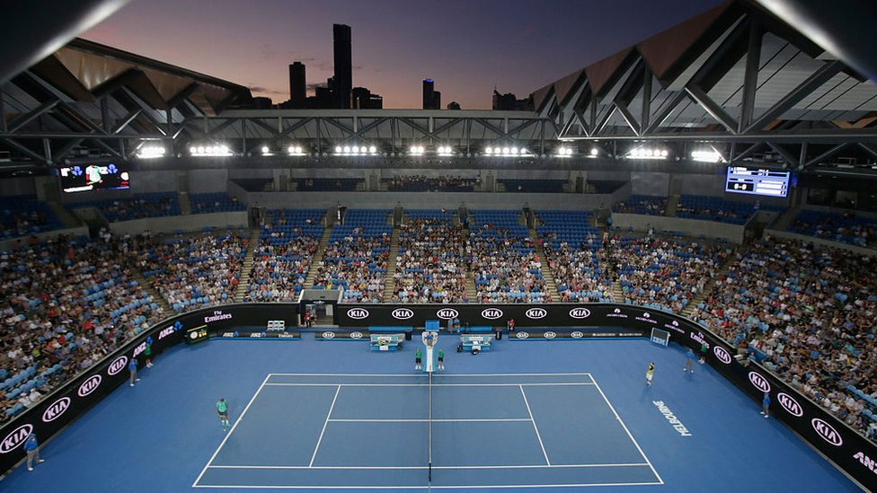 Australian open courtside betting lines england player of the year betting sites