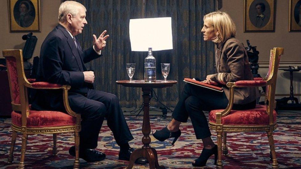 Интервью принца Эндрю о его связях с Эпштейном: вопросов больше, чем ответов