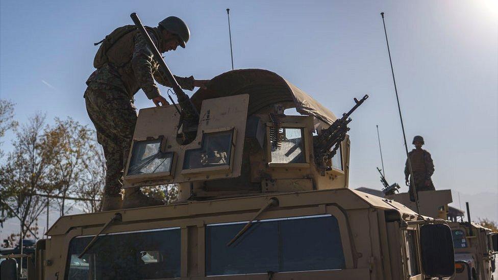 Переломный момент: США уходят из Афганистана, афганцы готовятся к худшему