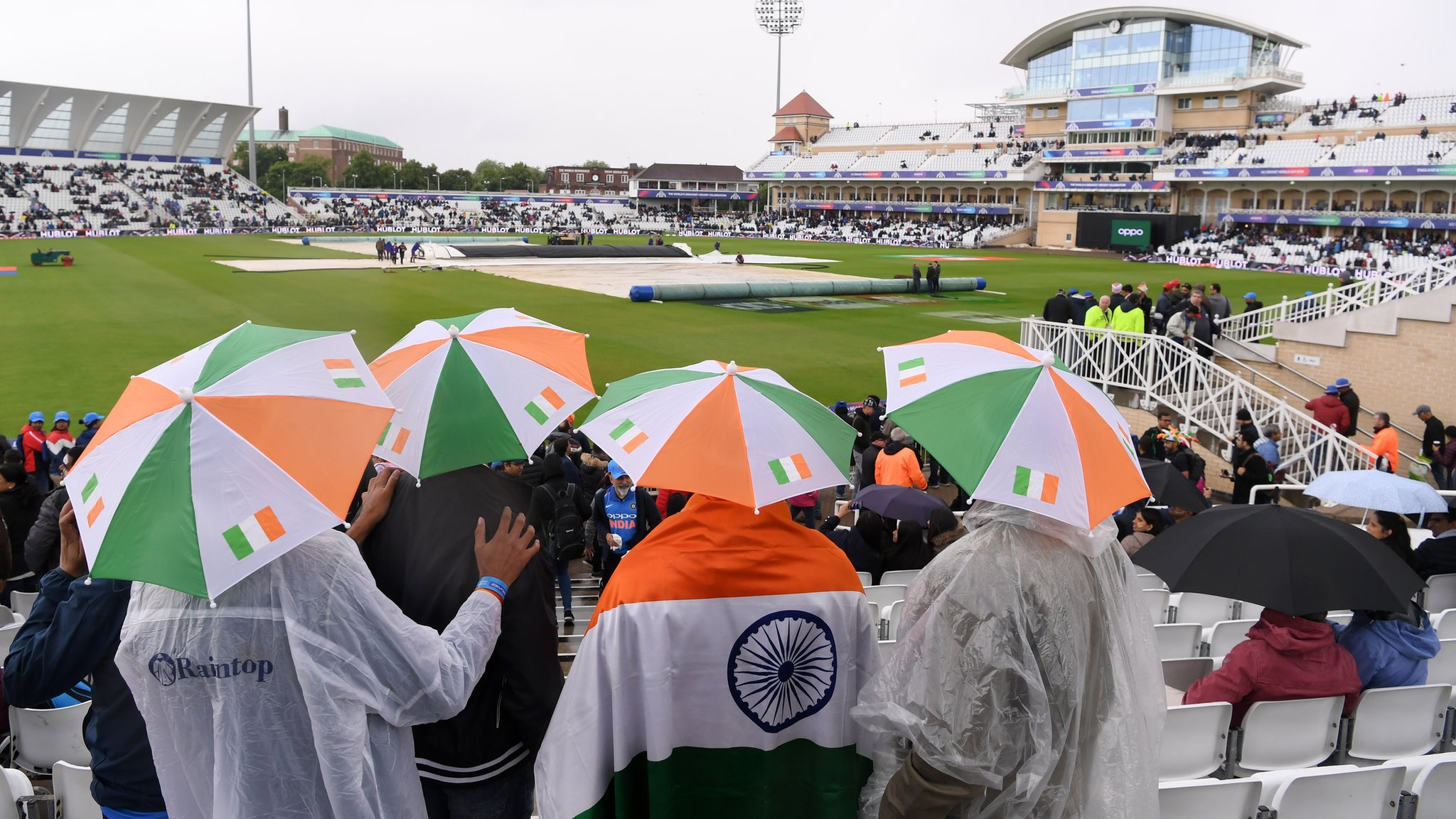 Cricket World Cup: What to do about the rain?