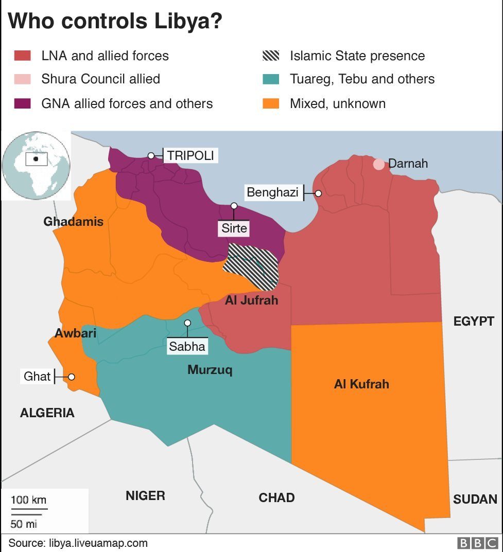Peta Libia