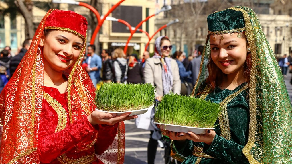 Nowruz: How 300m people celebrate Persian New Year