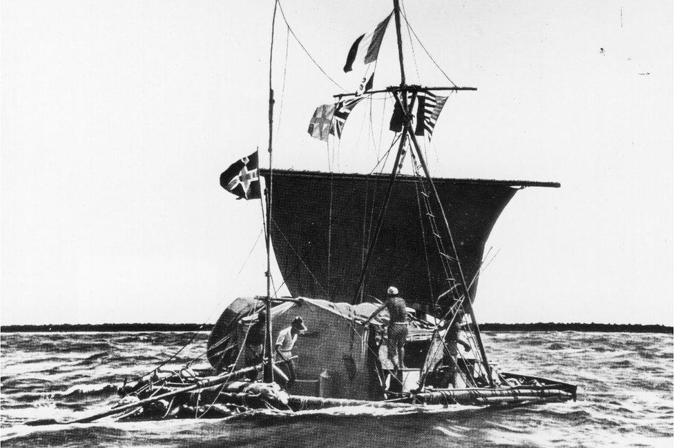 Expedición Kon-Tiki