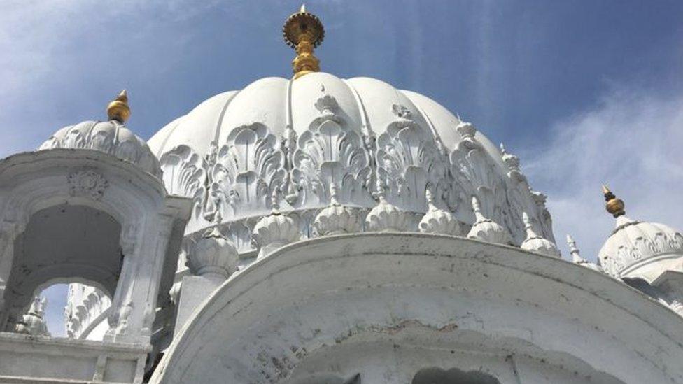 ਕਰਤਾਰਪੁਰ ਗੁਰਦੁਆਰਾ