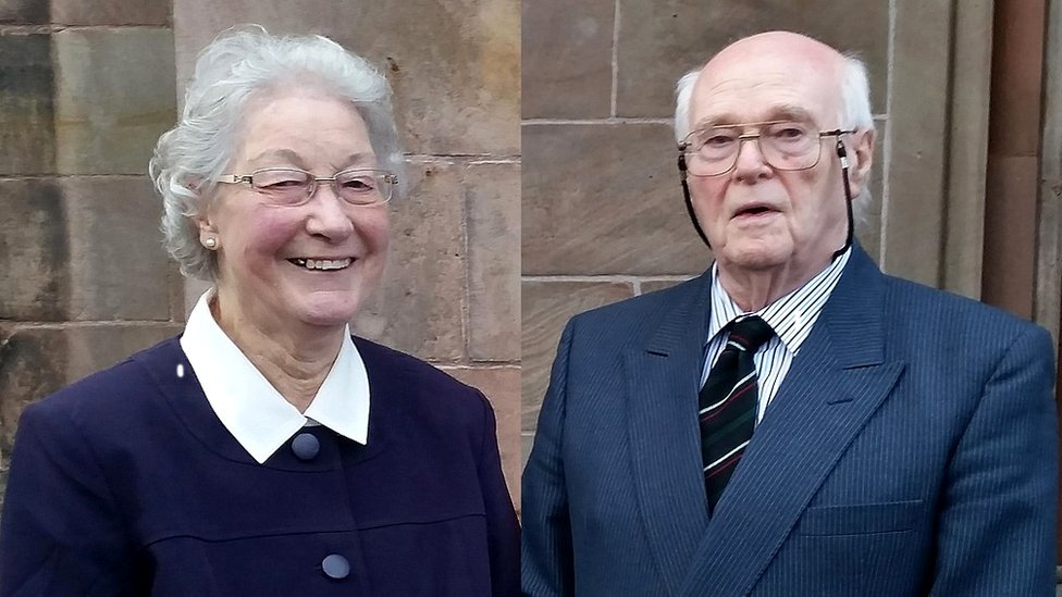 Man admits killing Michael and Marjorie Cawdery